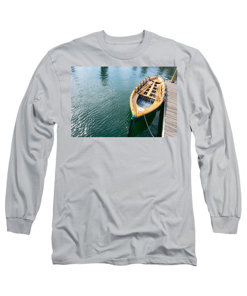 Rowboat Long Sleeve T-Shirt