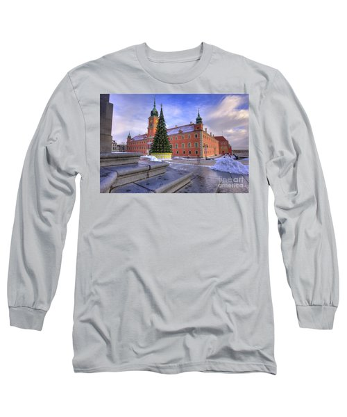 Long Sleeve T-Shirt featuring the photograph Royal Castle by Juli Scalzi