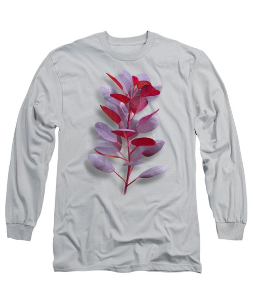 Royal Purple Long Sleeve T-Shirt