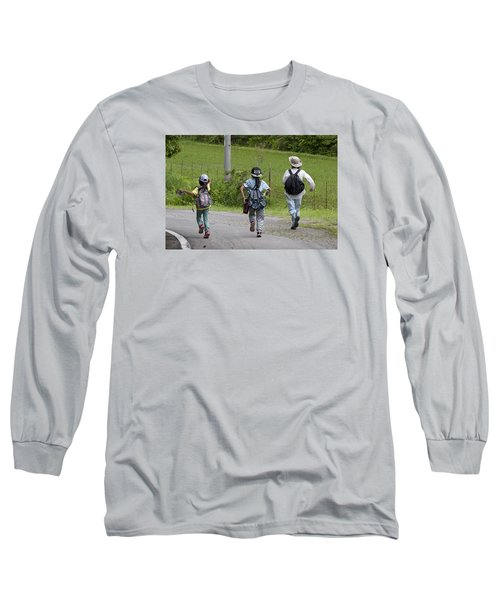 Run Together Long Sleeve T-Shirt