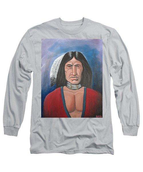 Running Bear Long Sleeve T-Shirt