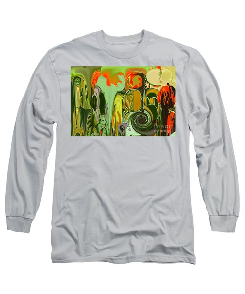Running Through The Jungle Long Sleeve T-Shirt