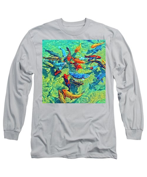 Rush Hour Long Sleeve T-Shirt
