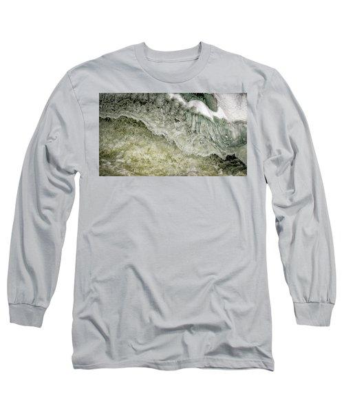 Rushing Water Long Sleeve T-Shirt
