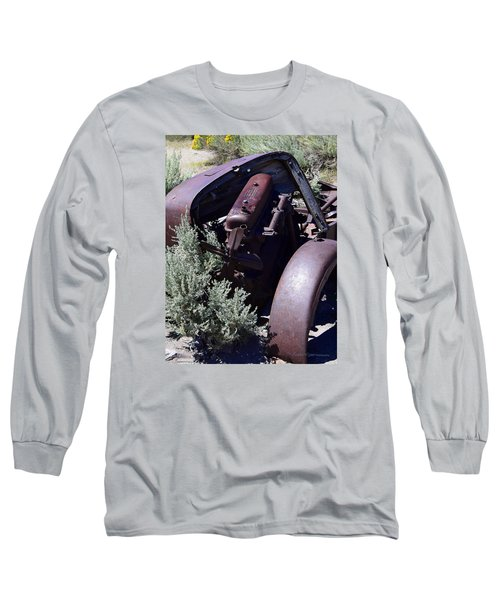 Rust In The Dust Long Sleeve T-Shirt