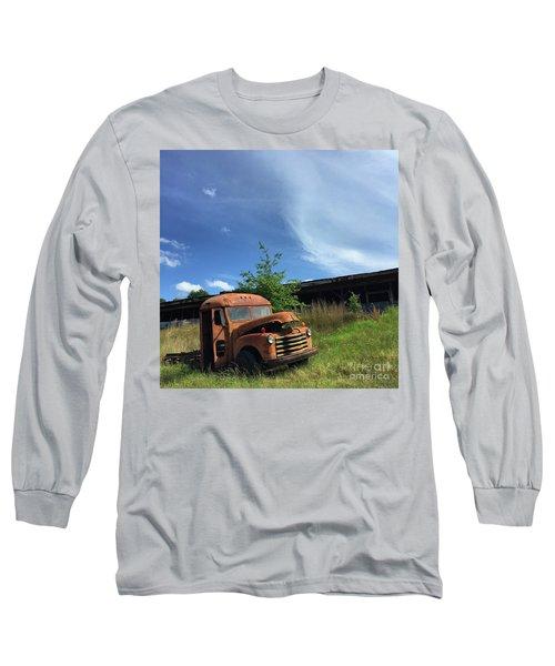 Rustic Memories 1950s Long Sleeve T-Shirt