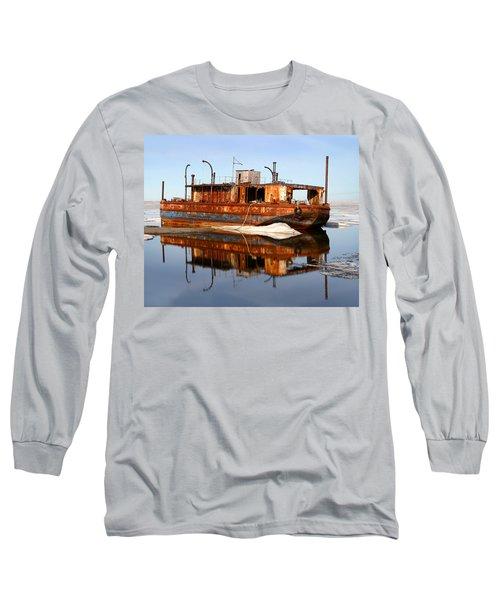 Rusty Barge Long Sleeve T-Shirt