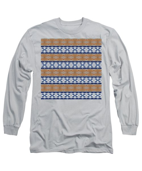 Rusty Clouds Long Sleeve T-Shirt
