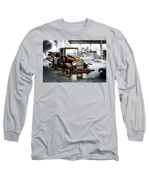 Rusty International Truck Long Sleeve T-Shirt