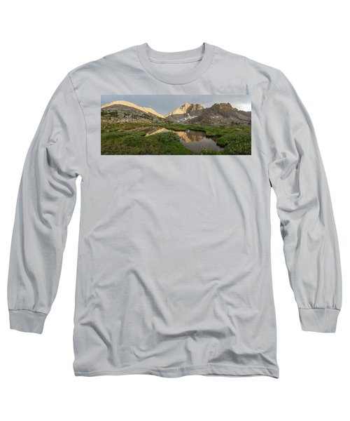 Long Sleeve T-Shirt featuring the photograph Sacred Temple by Dustin LeFevre