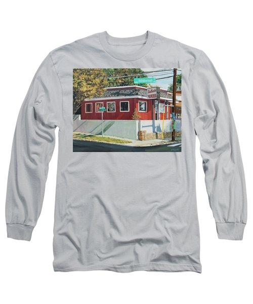 Sadlacks Restaurant Long Sleeve T-Shirt
