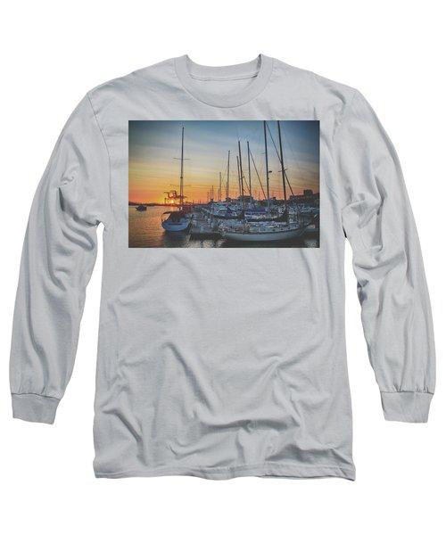 Sail Me Away Long Sleeve T-Shirt