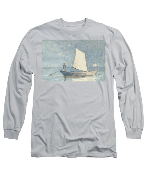 Sailing A Dory Long Sleeve T-Shirt