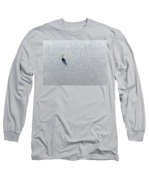 Sailing Boat Lake Victoria Long Sleeve T-Shirt