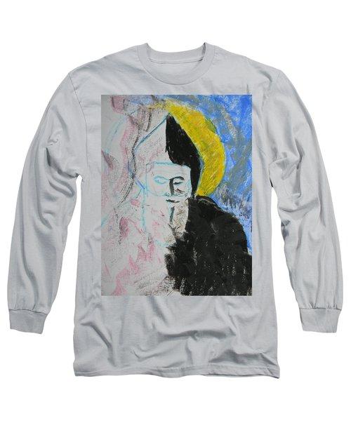 Saint Charbel Long Sleeve T-Shirt