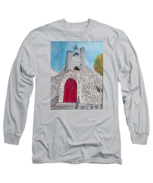 Saint James Episcopal Church Long Sleeve T-Shirt