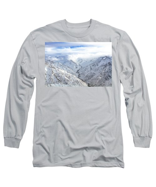 Salang Pass Long Sleeve T-Shirt