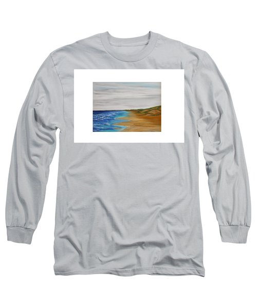 Salty Morning Long Sleeve T-Shirt