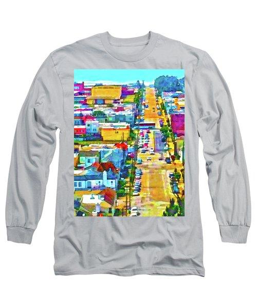 San Francisco Quintara View Long Sleeve T-Shirt