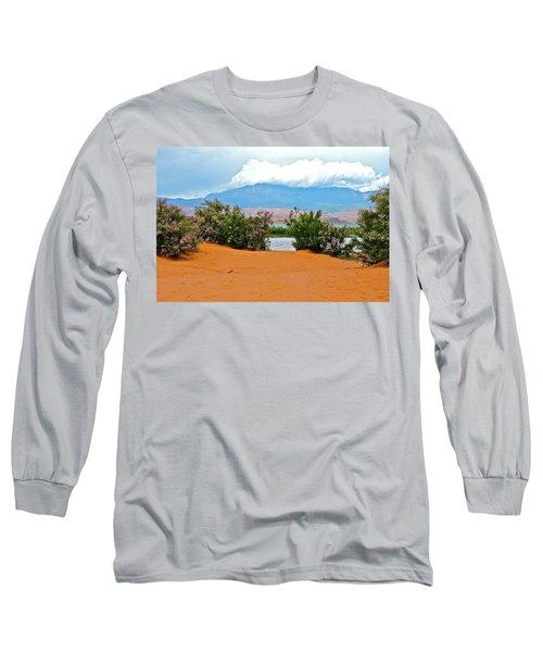 Sand Hallow Reservoir Long Sleeve T-Shirt