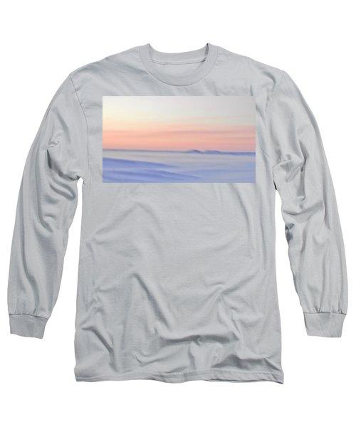 Sand Painting Long Sleeve T-Shirt