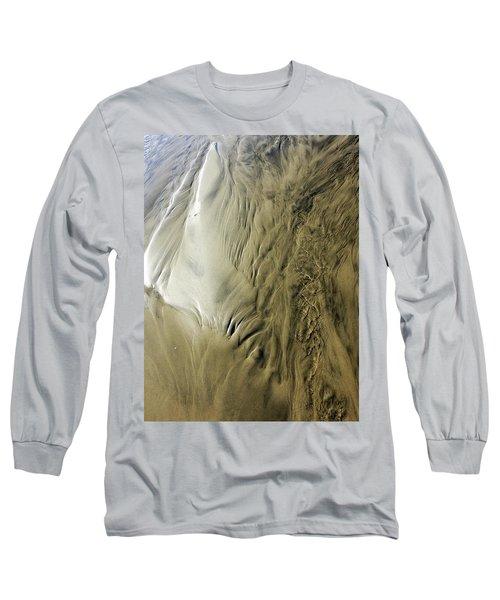 Sand Sculpture 3 Long Sleeve T-Shirt