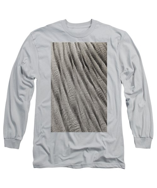 Sand Waves Long Sleeve T-Shirt
