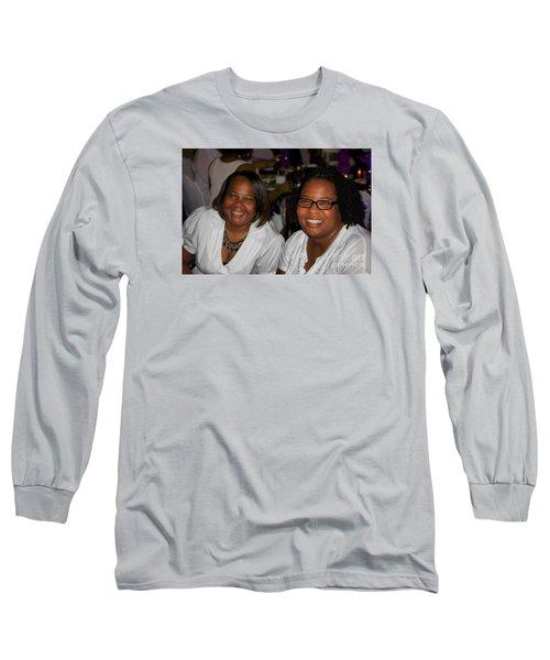 Sanderson - 4523 Long Sleeve T-Shirt by Joe Finney