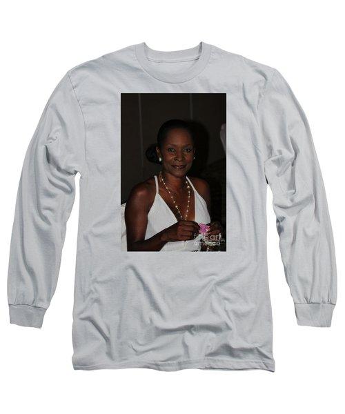 Sanderson - 4524 Long Sleeve T-Shirt by Joe Finney