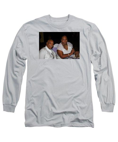 Sanderson - 4528 Long Sleeve T-Shirt by Joe Finney