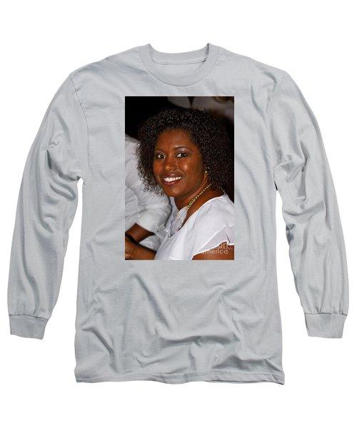 Sanderson - 4529 Long Sleeve T-Shirt by Joe Finney