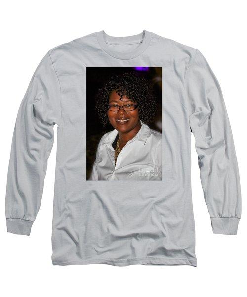 Sanderson - 4530 Long Sleeve T-Shirt by Joe Finney
