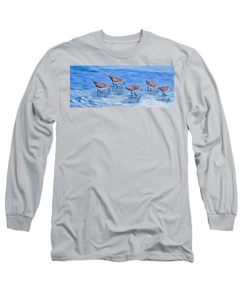 Sandpipers Long Sleeve T-Shirt
