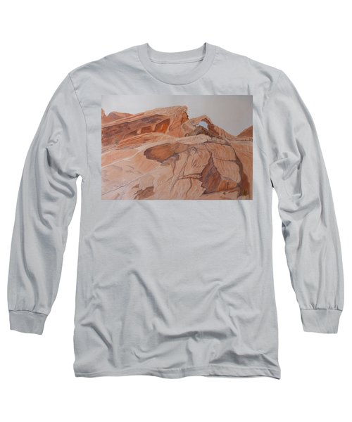 Sandstone Rainbow Long Sleeve T-Shirt