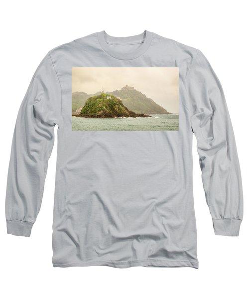 Santa Clara Island Long Sleeve T-Shirt