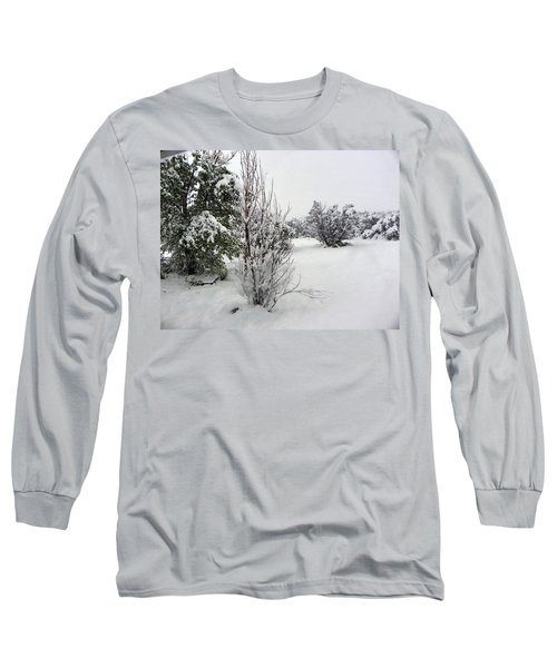 Santa Fe Snowstorm 2017 Long Sleeve T-Shirt