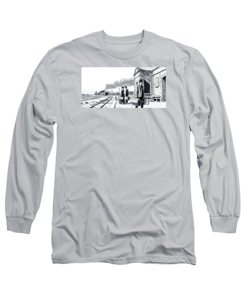 Santa Ines Station Long Sleeve T-Shirt