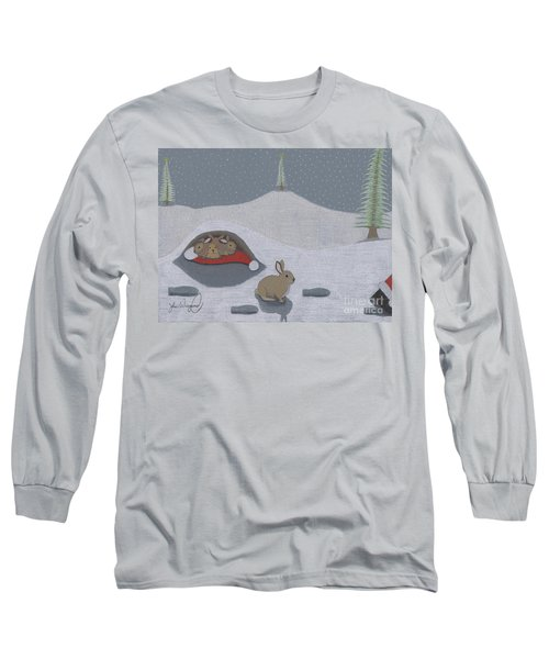 Santa's Ultimate Gift Long Sleeve T-Shirt