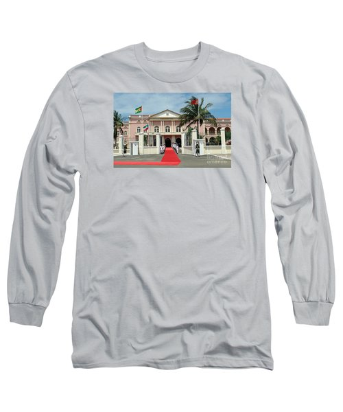 Sao Tome City Hall Long Sleeve T-Shirt