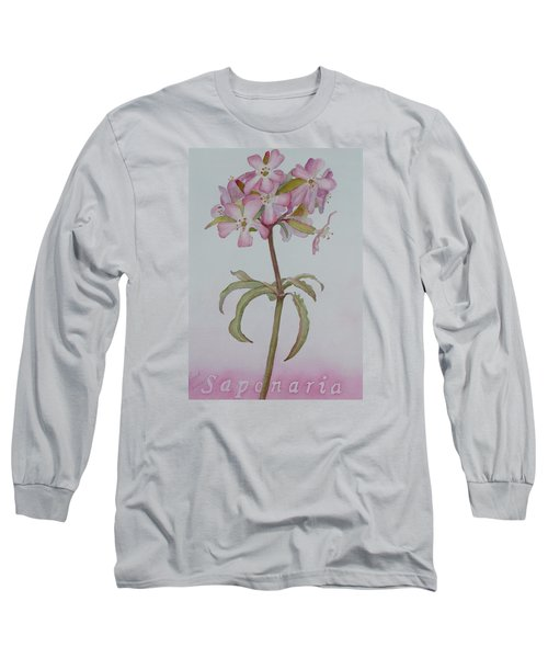 Saponaria Long Sleeve T-Shirt