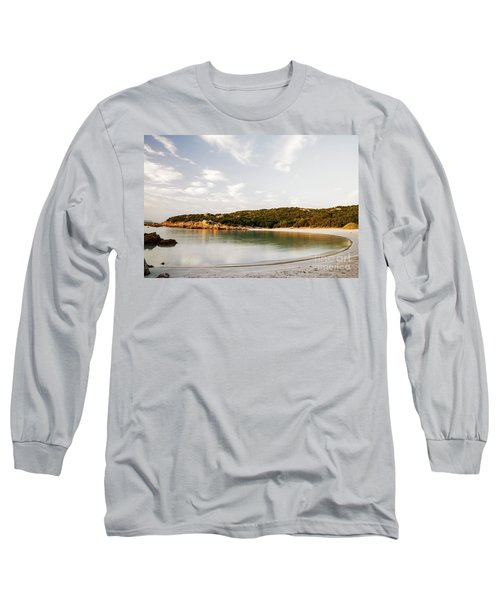 Sardinian View Long Sleeve T-Shirt by Yuri Santin