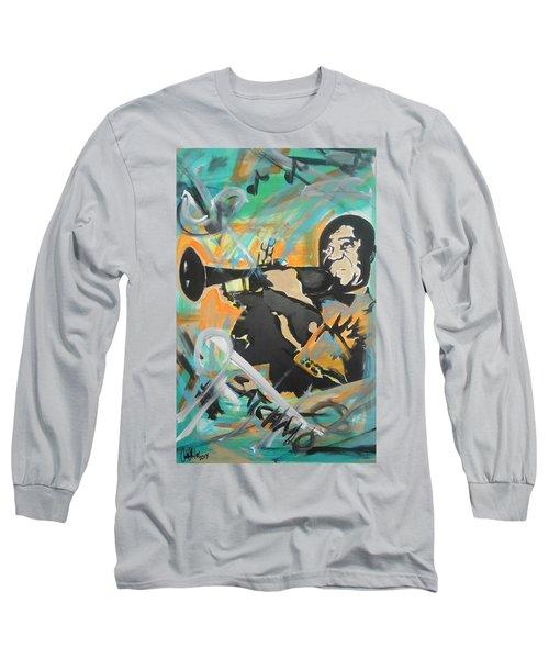 Satch Armstrong Long Sleeve T-Shirt