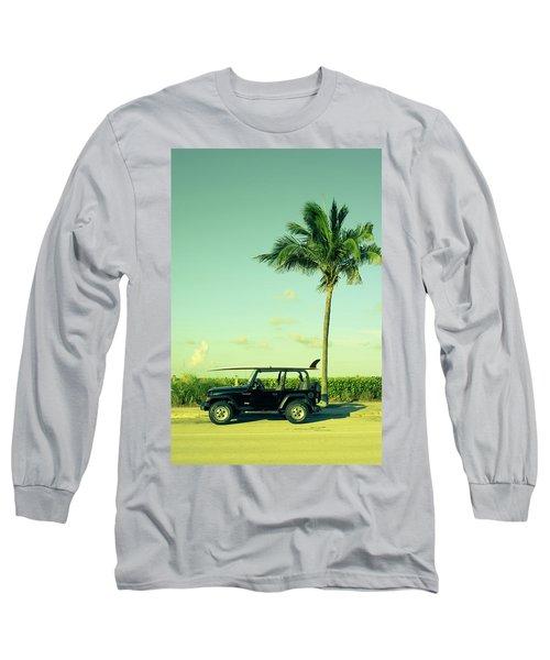 Saturday Long Sleeve T-Shirt