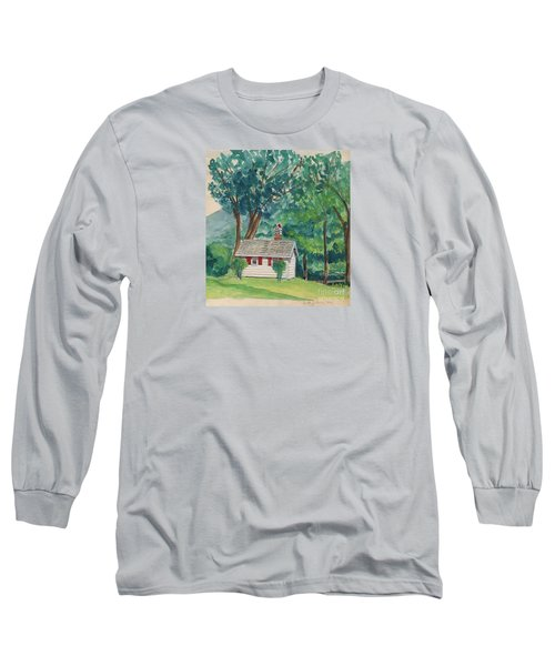 Sauna At Murray Hollow Long Sleeve T-Shirt