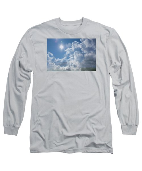 Sayers Homestead In The Clouds Long Sleeve T-Shirt