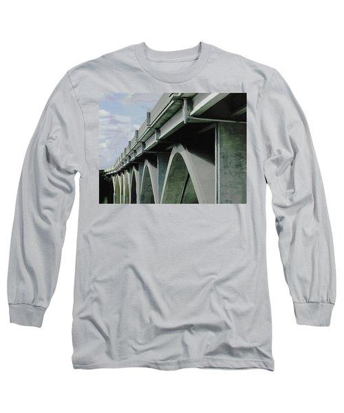 Saying Goodbye Long Sleeve T-Shirt