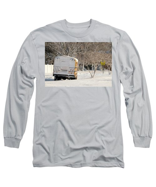 School Is Out Long Sleeve T-Shirt
