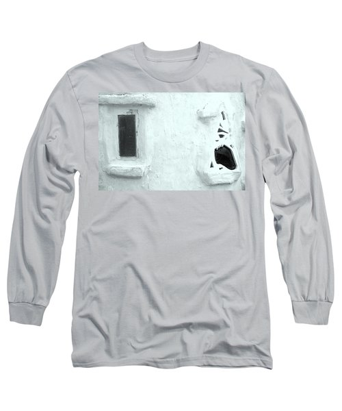 Scream Wall Long Sleeve T-Shirt