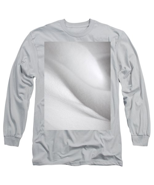 Sculpted By The Wind Long Sleeve T-Shirt
