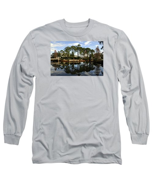 Sculpture Garden Long Sleeve T-Shirt